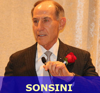 Sonsini Addresses Luncheon Honoring New Life Members and 50-Year Members